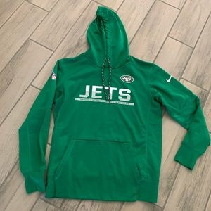 Nike New York Jets hoodie sweatshirt medium